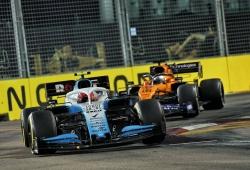"""Kubica habla de sus dificultades para rendir en la F1: """"No compito desde 2010"""""""