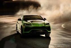 Misterioso prototipo del Lamborghini Urus cazado en Nürburgring ¿Nuevo Urus Performante?
