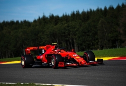 Charles Leclerc logra una sufrida primera victoria en Fórmula 1