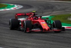 Leclerc acaba con la sequía de Ferrari en Monza nueve años después