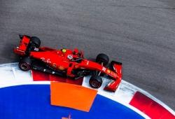 Leclerc suma en Sochi su cuarta pole consecutiva