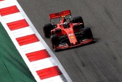 """Leclerc avisa: """"Nuestro ritmo de carrera es muy fuerte"""""""