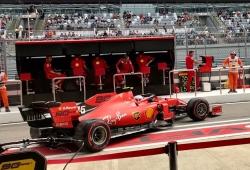 Leclerc manda en el primer asalto en Sochi