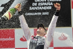 "Maldonado ""esperaba"" ser piloto de Ferrari en 2014 junto a Alonso"