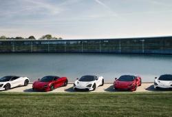 Nuevos McLaren 720S MSO Apex Collection de edición limitada