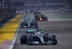 Mercedes explica por qué Bottas tuvo que ralentizar para favorecer a Hamilton