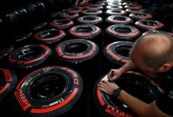 Mercedes, con menos neumáticos blandos que el resto en Sochi
