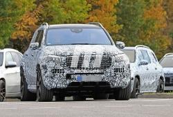 El nuevo Mercedes-Maybach GLS será presentado en noviembre