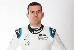 Nicholas Latifi, piloto oficial de Williams para 2020