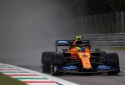 Norris estrena motor en Monza: saldrá desde el fondo de la parrilla