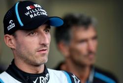 Oficial: Kubica abandonará Williams al término de la temporada 2019