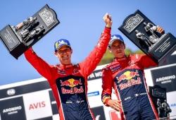 Ogier aprieta la lucha por el título del WRC en el Rally de Turquía
