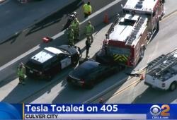 Otro accidente de un Tesla con Autopilot en EEUU se explica por imprudencia del conductor
