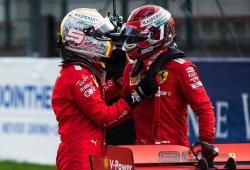 Con siete pilotos sancionados, así queda la parrilla del GP de Bélgica