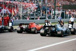 Con cinco pilotos sancionados, así queda la parrilla de Monza