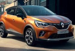 Renault Captur 2020, una renovación para seguir liderando el segmento B-SUV