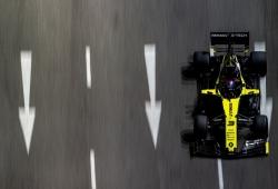 Renault acata la exclusión de Ricciardo, reconociendo que ganó... ¡un microsegundo!