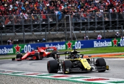 """Ricciardo se acuerda de Viry-Chatillon tras el cuarto de Monza: """"Han sufrido mucho"""""""