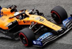 """Sainz, 7º, sobre la clasificación: """"Empieza a ser un poco ridículo"""""""