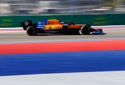 """Sainz y McLaren rompen la barrera de los 100 puntos: """"Es para estar orgullosos"""""""