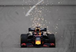 """Verstappen habría preferido penalizar en Singapur: """"El coche funciona realmente bien"""""""