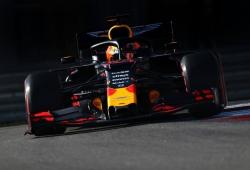 """Verstappen, el único Red Bull superviviente en Sochi: """"El objetivo realista es ser 5º"""""""