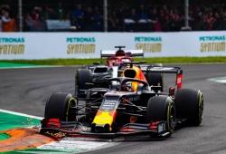 "Verstappen: la zona media de la parrilla ""se quedó casi parada"" en la salida"