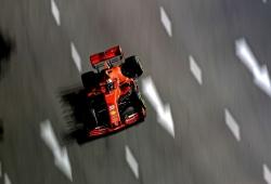 """Vettel: """"Deberíamos estar más cerca, quizás podamos luchar en clasificación"""""""