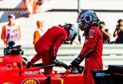 """Vettel: """"Hablé con Leclerc antes de la carrera, quizás me perdí algo"""""""