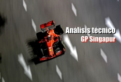 [Vídeo] F1 2019: análisis técnico del GP de Singapur