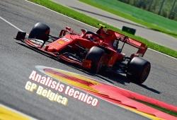 [Vídeo] F1 2019: análisis técnico del GP de Bélgica
