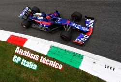 [Vídeo] F1 2019: análisis técnico del GP de Italia