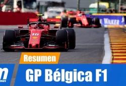 [Vídeo] Resumen del GP de Bélgica de F1 2019
