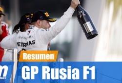 [Vídeo] Resumen del GP de Rusia de F1 2019
