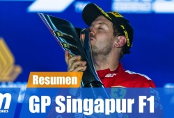 [Vídeo] Resumen del GP de Singapur de F1 2019