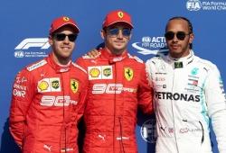 """Wolff: """"Tenemos un déficit enorme, la potencia que tiene Ferrari es ridícula"""""""