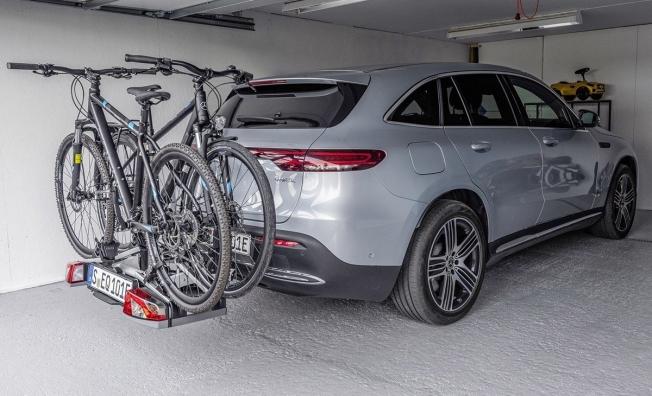 Accesorios para el Mercedes EQC