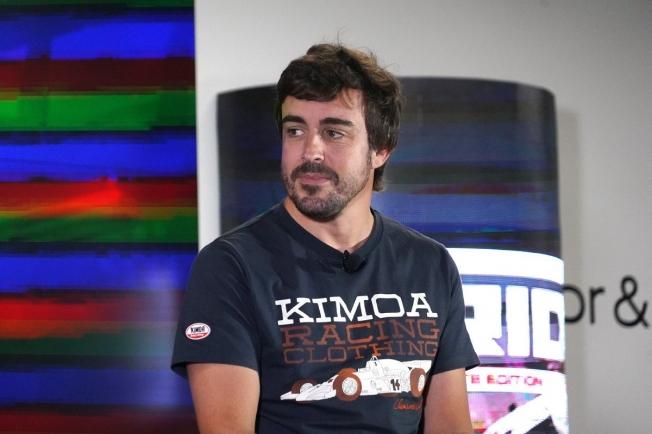Alonso quiere volver de Marruecos con ocho días de aprendizaje