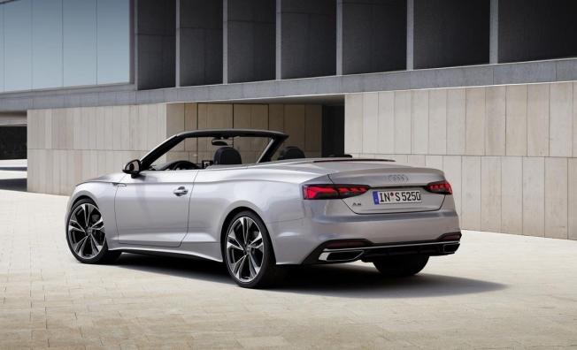 Audi A5 Cabrio 2020 - posterior