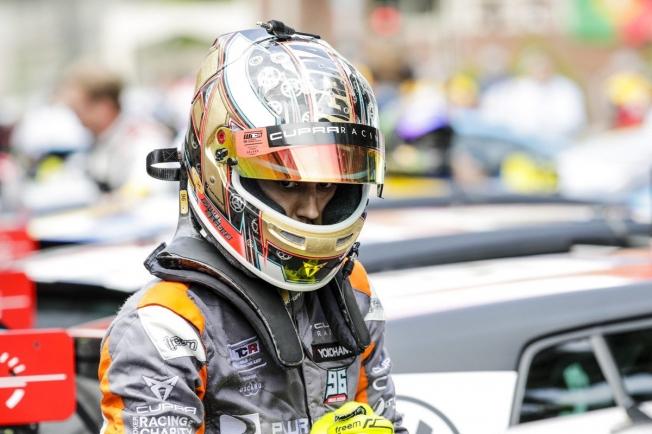 Azcona, Oriola o Coronel se unen a la parrilla de la TCR Spa 500