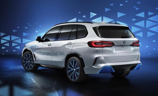 BMW i Hydrogen NEXT - posterior