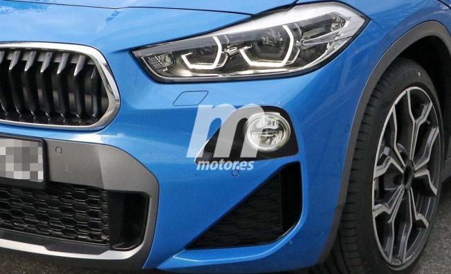 BMW X2 xDrive25e - foto espía