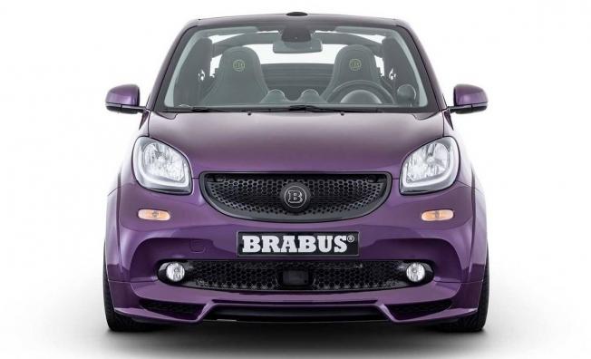 Brabus Ultimate E