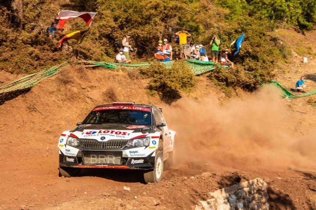Drama de Neuville y Tänak en Turquía, todo de cara para Ogier y Citroën