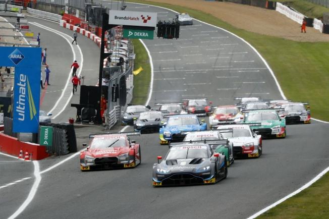 El DTM valora mover su ronda de Brands Hatch a Silverstone