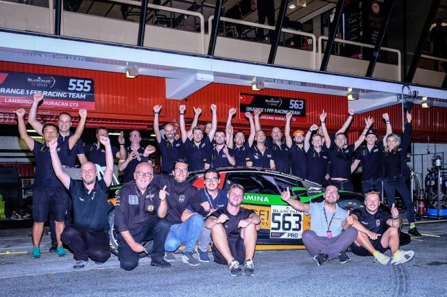 Conoce a todos los campeones de la Blancpain GT Series 2019