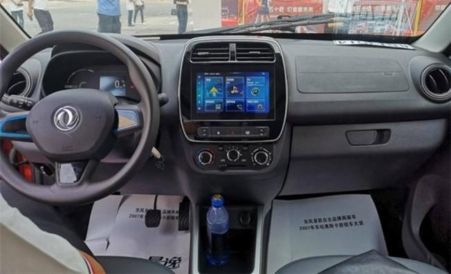Fengxing T1EV - interior