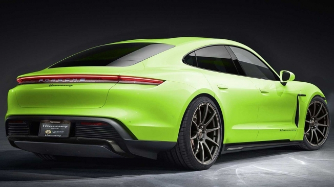 Hennessey Performance Porsche Taycan