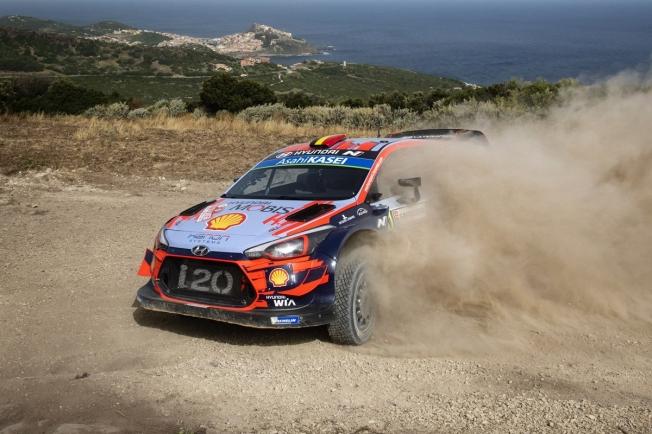 Hyundai busca retomar la senda de la victoria en el Rally de Turquía