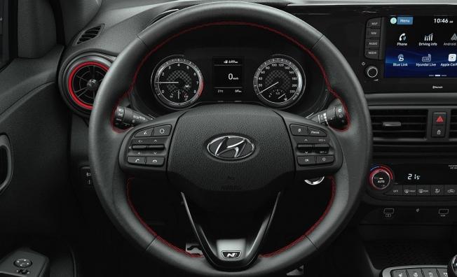 Hyundai i10 N Line - interior